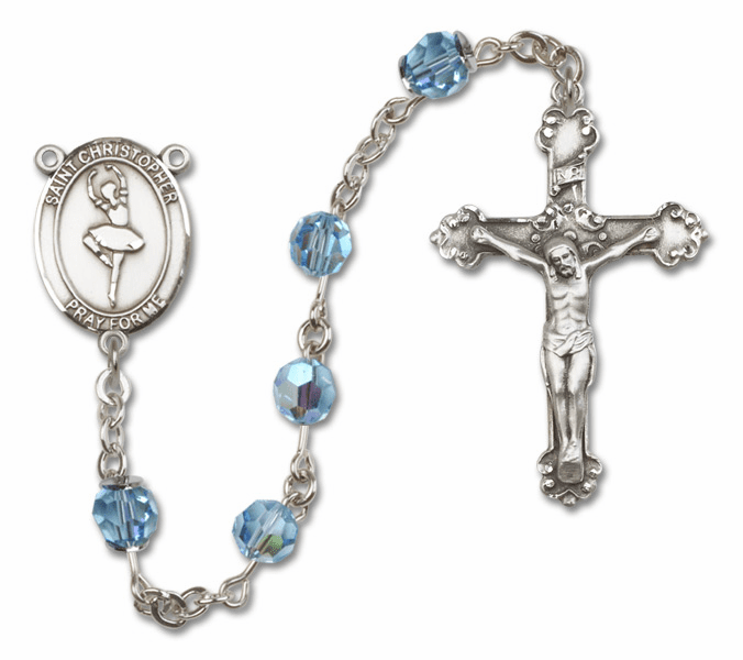 Dance Holy Cards, Prayer Rosaries & Gifts