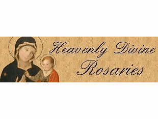 Ebay - Heavenly Divine Rosaries