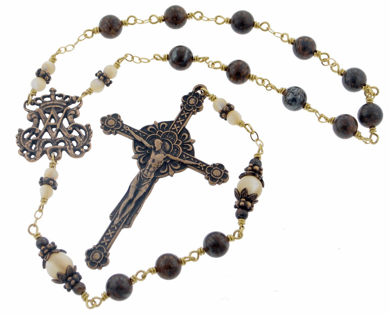 Esty Heavenly Divine Handmade Rosaries