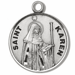 Female Patron Saint Gifts K-L