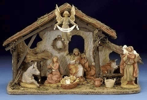 Fontanini Nativity Sets