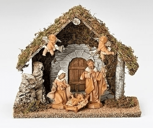 Fontanini Nativity Sets & Scale Figures