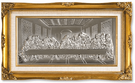 Gerffert Religious Last Supper Pictures and Wall Art Collection