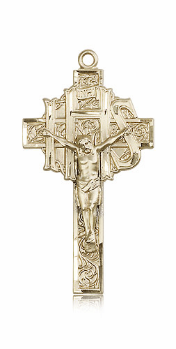 Gold-Filled Crucifixes