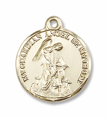 Guardian Angel Gold-Filled & Plated Jewerly