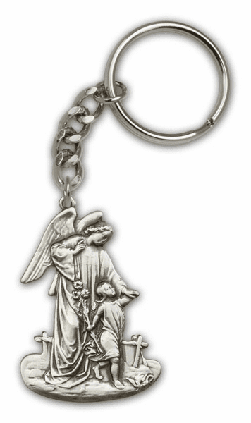 Guardian Angel Key Chains