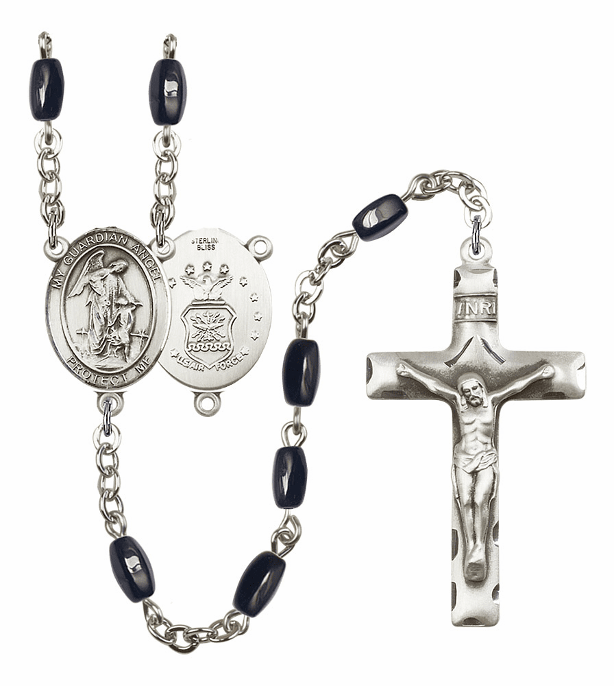Guardian Angels Military Prayer Rosaries