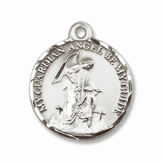 Guardian Angels Pewter & Silver-filled Jewelry