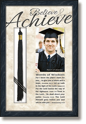 Heartfelt Graduation Photo Frame Pictures