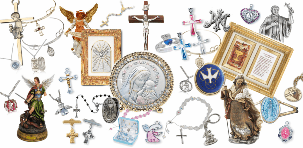 Heavenly Divine Religious Jewelry
