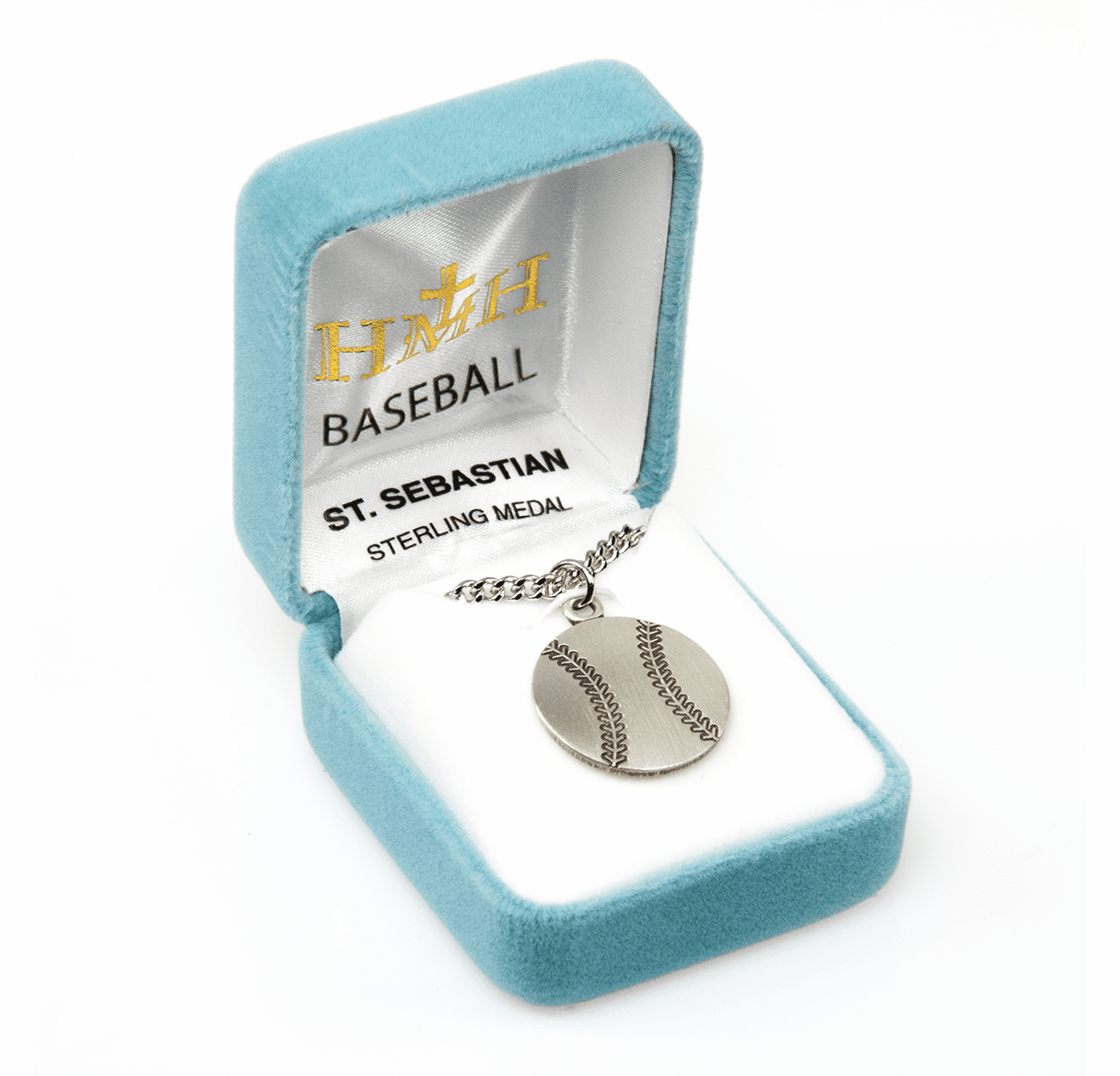 HMH Religious Athlete Sports Medal Jewelry