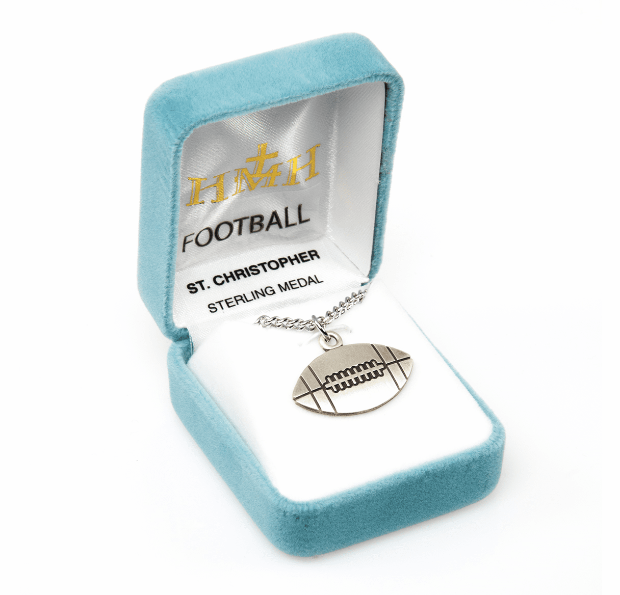 HMH Religious Athlete Sports Shaped Jewelry