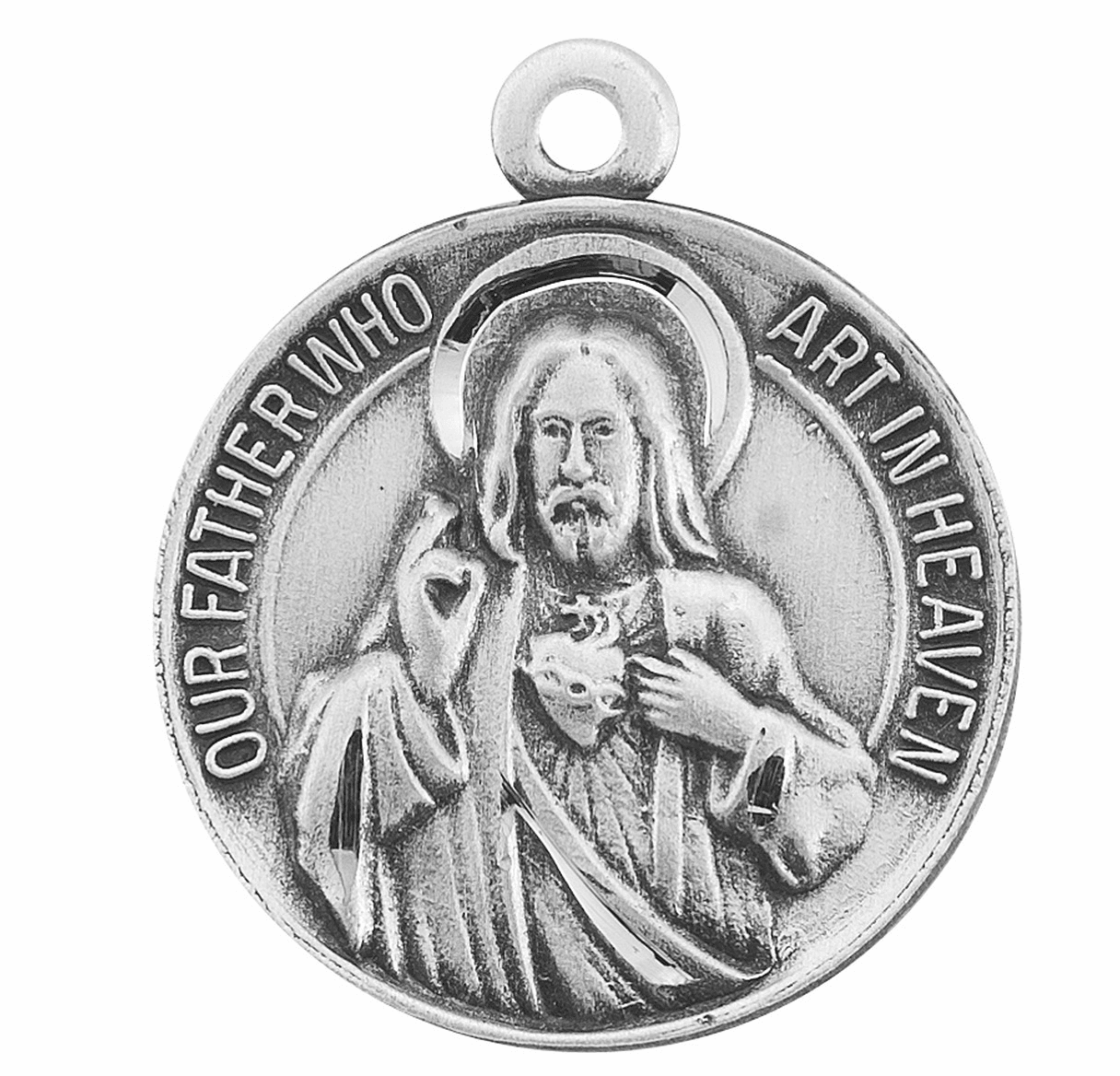 HMH Religious Jesus Medals and Pendents Jewelry