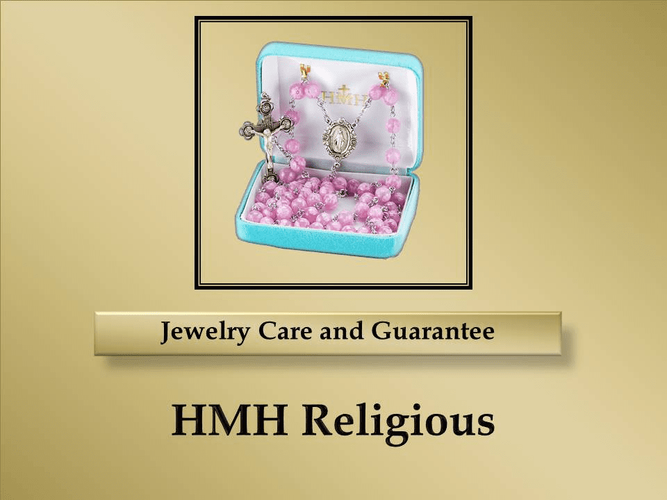 HMH Religious Guarantee and Care