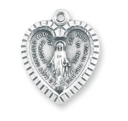 HMH Religious Miraculous Medals & Jewelry