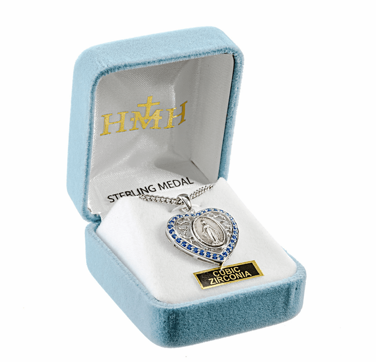 HMH Religious Miraculous Medals Jewelry