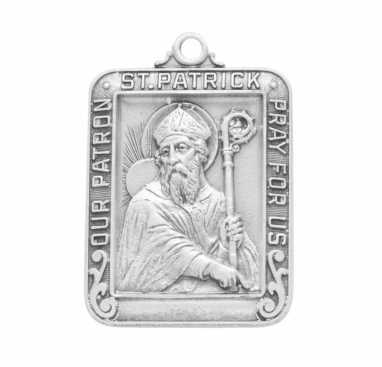 HMH Religious Other Shaped Patron Saint Jewelry