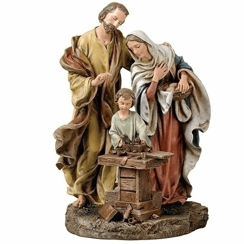 Holy Family Statues