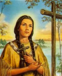 How to pray the Chaplet of St Kateri Tekakwitha