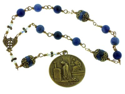 How to Pray the Chaplet of St Monica