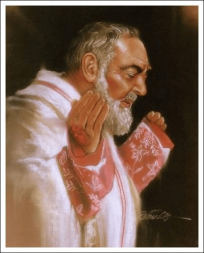 How to pray the Chaplet of St Padre Pio