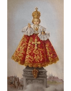 How to pray the Chaplet of the Holy Infant of Prague
