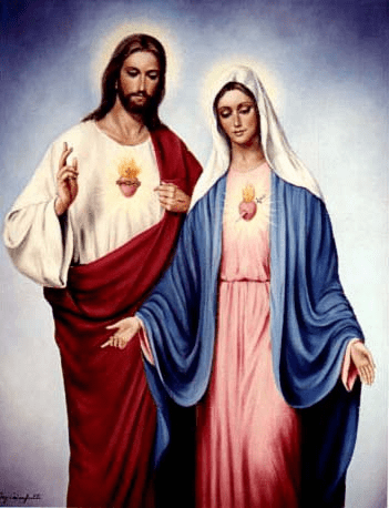 How to pray the Chaplet of the Two Hearts