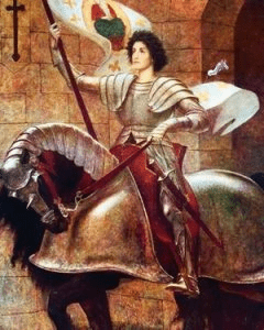 How to pray the Joan of Arc Chaplet