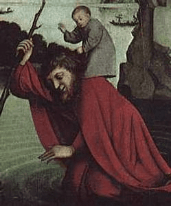 How to Pray the St Christopher Chaplet