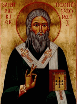 How to pray the St Patrick Chaplet