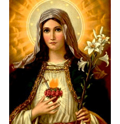 How to pray the Three Hail Mary Devotional Chaplet