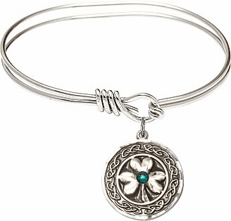 Irish Celtic Charm Bangles & Bracelet Jewelry