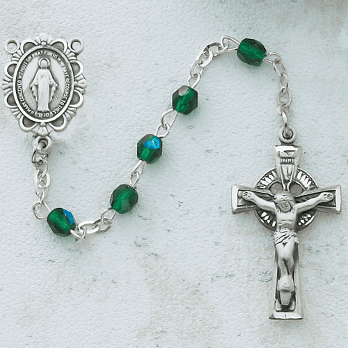 Irish Celtic First Holy Communion Rosaries