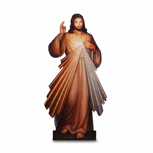 Jesus Divine Mercy Marco Sevelli Standing or Wall Plaque