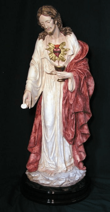 Jesus Statues for Italy