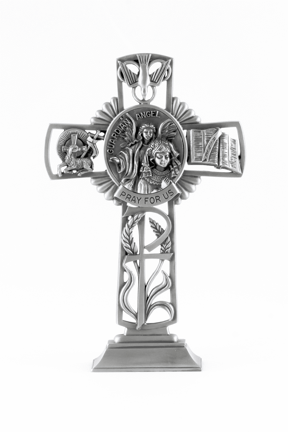 Jeweled Cross Bethany Pewter Collection