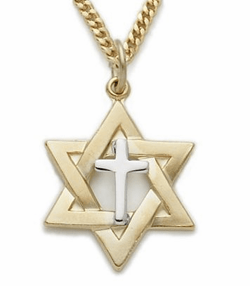 Jewish and Judaica Christian Jewelry