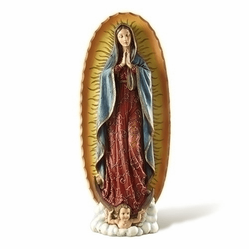 Joseph Studio Renasissance Our Lady of Guadalupe Statue