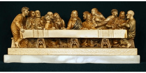 Last Supper Gifts from Italy