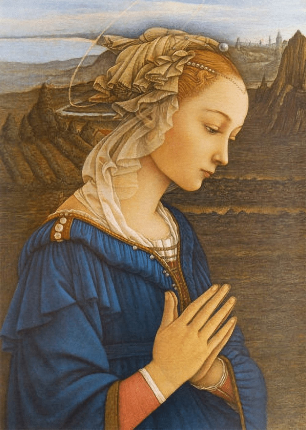 List of Titles of Mary