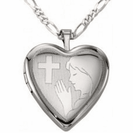 Locket Christian Necklaces