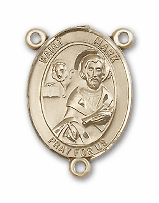 M-O Bliss Male Patron Saint Rosary Centers
