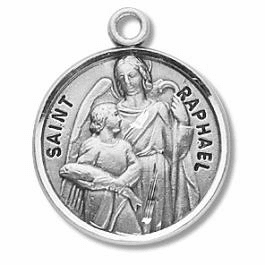 Male Patron Saint Gifts P-R