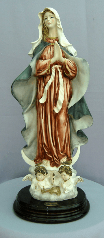 Mary Statues for Italy