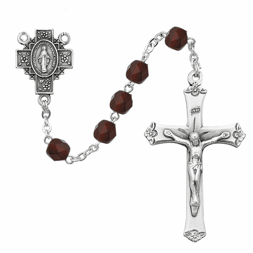 McVan Birthstone Rosaries