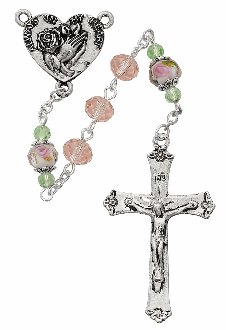 McVan Pewter and Silver Ox Rosaries