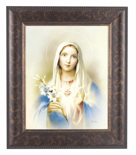 Memorare to Our Lady of The Sacred Heart