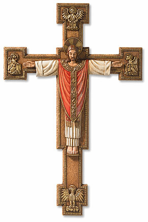 Milagros Crucifixes and Crosses