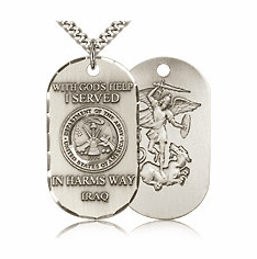 Military Dog Tag Necklaces