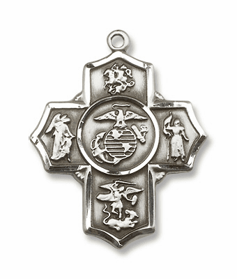 Military Three, Four & Five  Way Medals